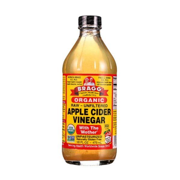 Bragg apple cider vinegar bulk 12 pieces
