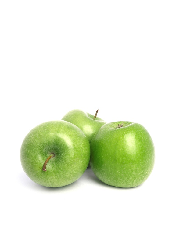 green apples france