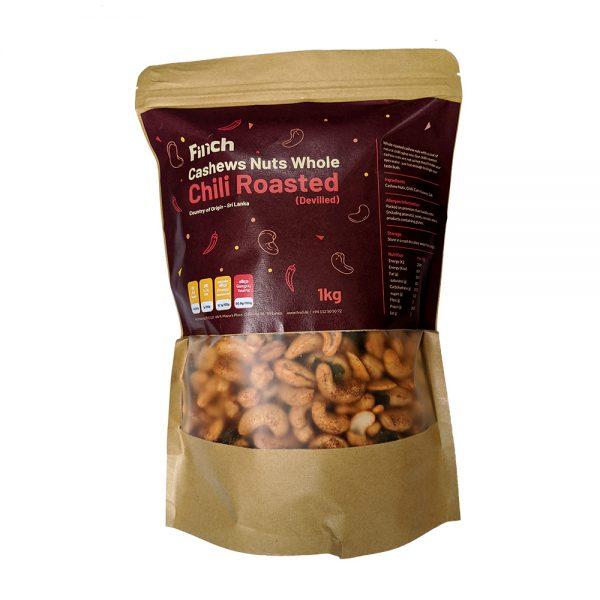 cashew nut chillie roasted
