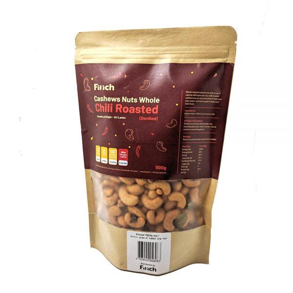 Cashew-chillie