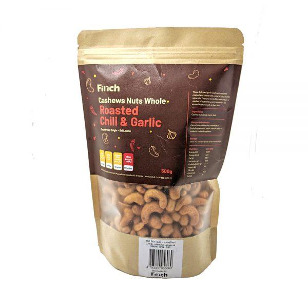 Cashew-chillie-garlic